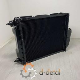 Радіатор водяний (МТЗ-80, Д-240) 4-х рядний