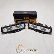 Фара LED прямокутна 60W (широкий промінь)