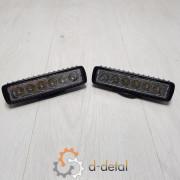 Фара LED 18w (вузький промінь)