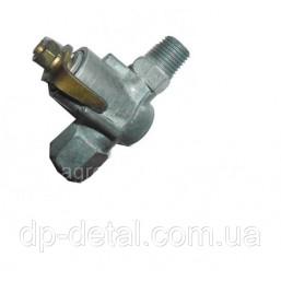 Кран паливний (масляний) ПП-6 (МТЗ, Т-40, ЮМЗ-6, Т-150) кранік КР-25