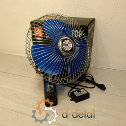 Вентилятор автомобильный 12v, 8 дюймов