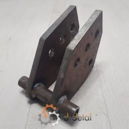 Догружатель МТЗ механический (сварной) 3 отверстия