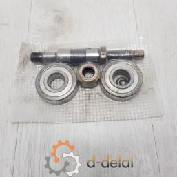 Ремкомплект водяного насоса Д-240 (МТЗ) вал + підшипники (н/з)