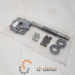 Комплект (пристосування) для установки насоса-дозатора на ГУР МТЗ-80, МТЗ-82 (з блокуванням)