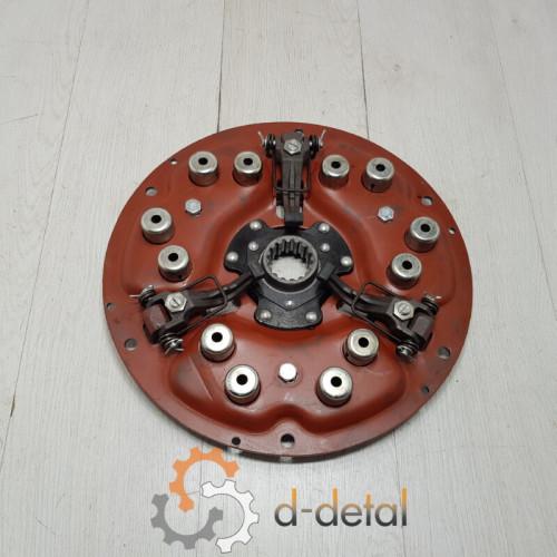 Корзина (диск натискний) муфта зчеплення МТЗ-80, 82 (в-во Білорусь) в зборі