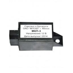 Блок управління свічками напруження 12В МТЗ-80-2022