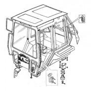 Запчастини кабіни МТЗ 80, 82