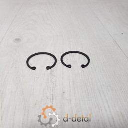 Кільце стопорне пальця поршневого (ЮМЗ, МТЗ)