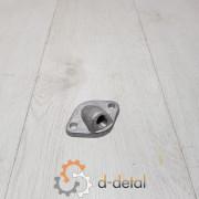 Патрубок головки блоку (МТЗ, Д-240) обігрівача