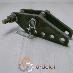 Догружатель МТЗ механический сварной, 5 отверстий
