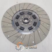 Диск зчеплення МТЗ-80 (демпфер на гумках) (ТАРА)